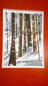 landscape painter e miller