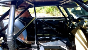 Fabricating A Roll Cage and Inside