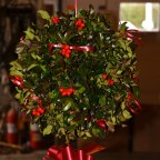 Kissing Balls – A Christmas Decoration Easy to Make