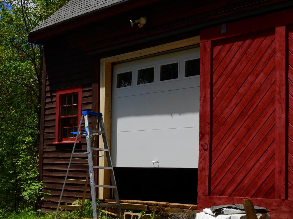 Folsom Mill Studio under construction
