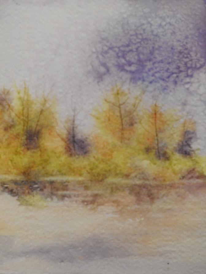 Watercolor by Eunice Miller @ folsommillstudio.com